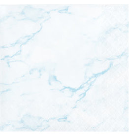creative converting Blue Marble Bev. Napkins - 16ct.