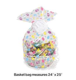 ACCESS Easter Egg Basket Cello Bag - 1ct.