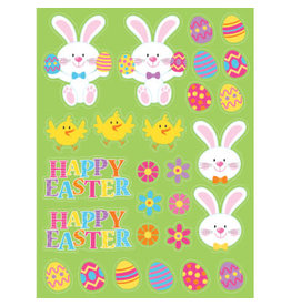 creative converting Easter Icons Stickers - 4ct.