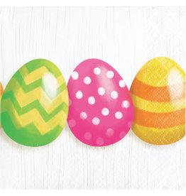 creative converting Easter Eggs Bev Napkins - 16ct.