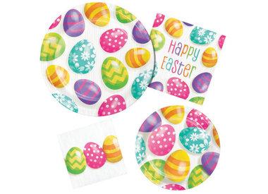 Easter Eggs Tableware