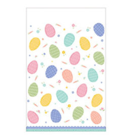 Amscan Pretty  Pastel Easter Tablecover
