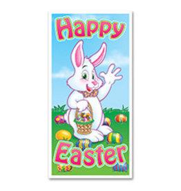 """Beistle Easter Door Cover 30"""" x 5'"""