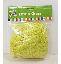 fun express Yellow Easter Grass