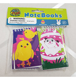 us toy Easter Notebooks - 8ct.