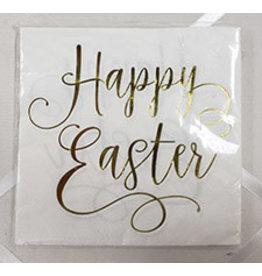 Amscan Easter Premium Bev Napkins - 16ct.
