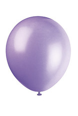 unique 5'' Lavender Latex Balloons - 72ct.