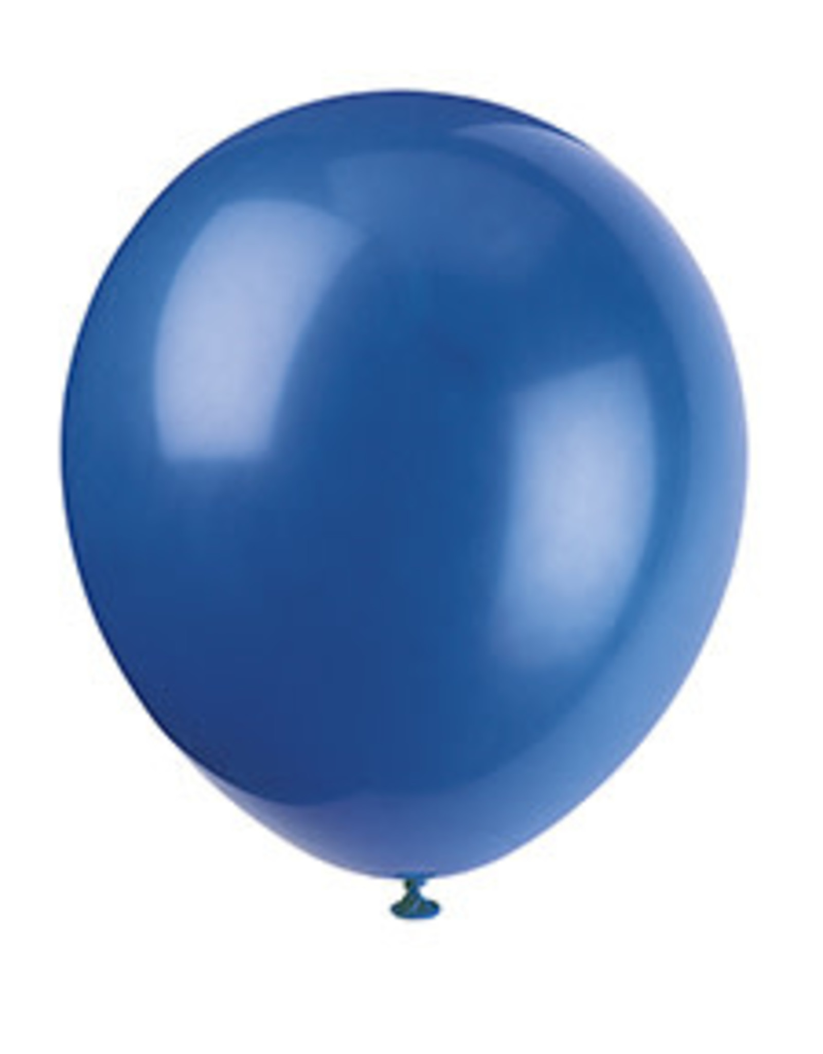 "unique 5"" Royal Blue Latex Balloons - 72ct."