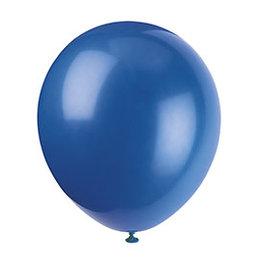 "unique 5"" Royal Blue Latex Balloons - 72ct."
