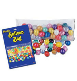 "Beistle Balloon Drop Bag 36"" x 6.5'"