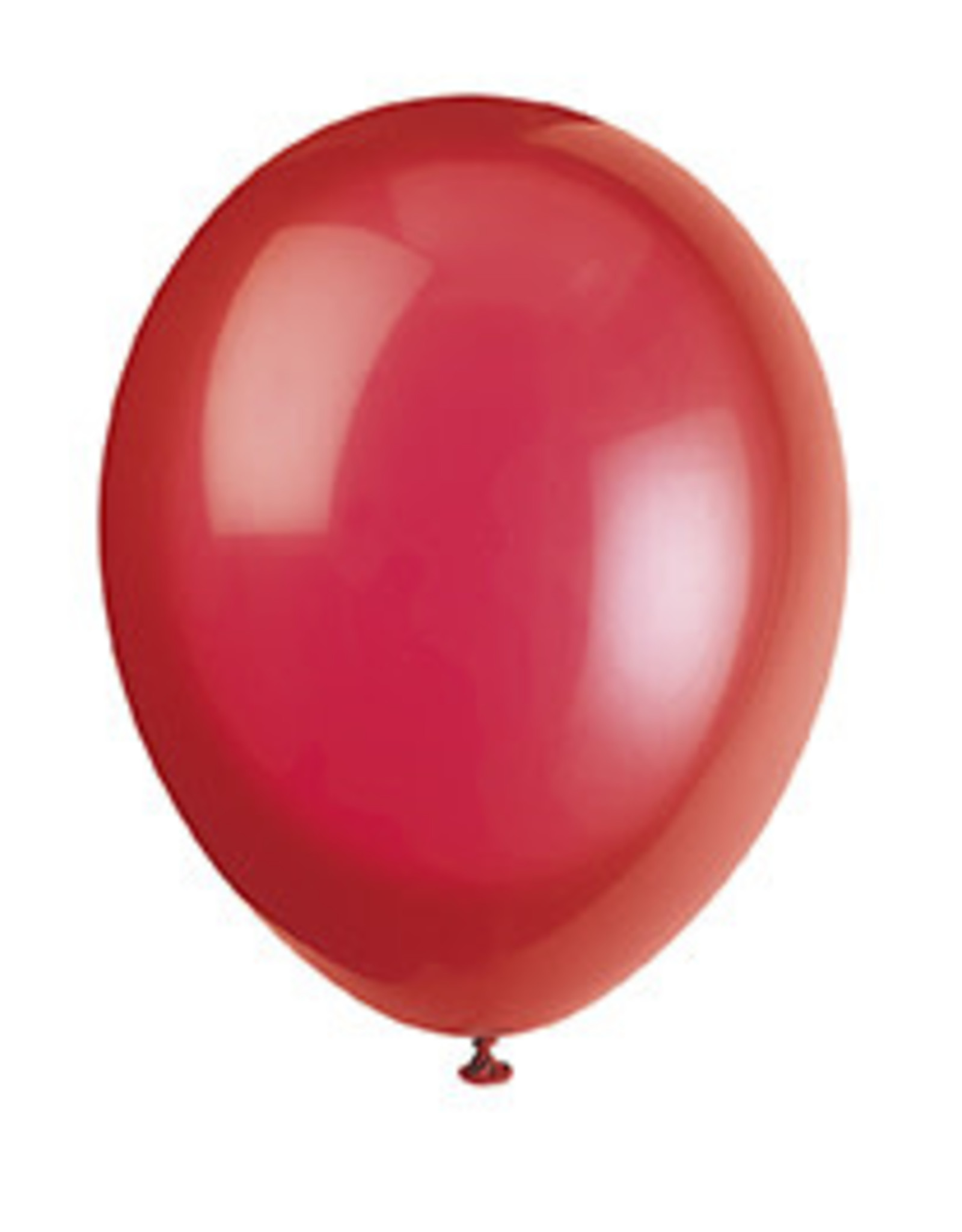 "unique 12"" Crystal Asst. Prem. Balloons - 50ct."