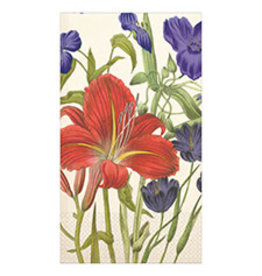 Amscan Tiger Lily Guest Towel - 16ct.