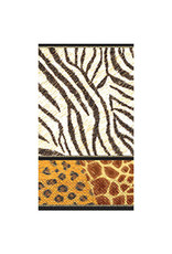 Amscan Animal Prints Guest Towels - 16ct.