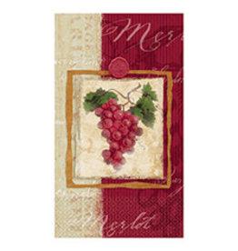 Amscan Vineyard Grapes Guest Towels - 16ct.