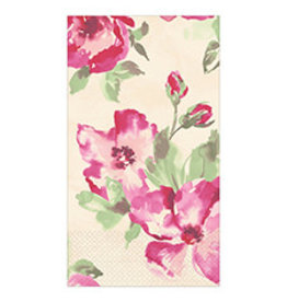 Amscan English Rose Guest Towels - 16ct.