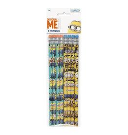 unique Despicable Me Pencils - 8ct.