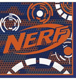 unique Nerf Lunch Napkins - 16ct.