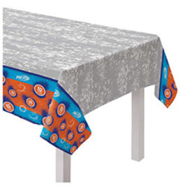 """Amscan Nerf Tablecover 54"""" x 96"""""""