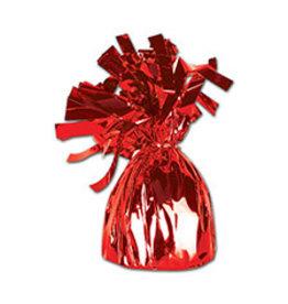 Beistle Red Balloon Weight