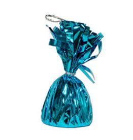 Beistle Turquoise Balloon Weight