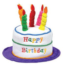 Beistle Happy Birthday Candle Hat