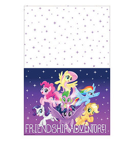"""Amscan My Little Pony Tablecover 54"""" x 96"""""""
