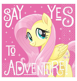 Amscan My Little Pony Lun. Napkins - 16ct.