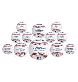Amscan MLB Baseball Cutouts - 12ct.