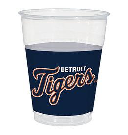 Amscan Detroit Tigers 16oz Cups - 25ct.