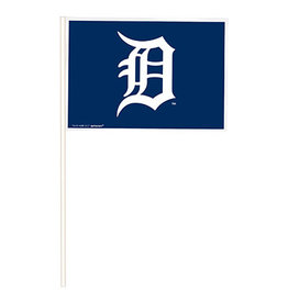 Amscan Detroit Tiger Plastic Flags - 12ct.