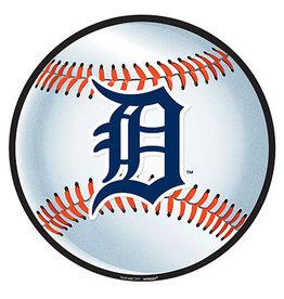 "Amscan Detroit Tigers Baseball 12"" Cutout - 1ct."