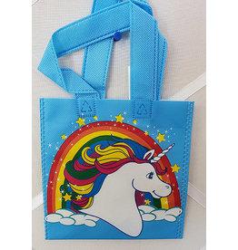 Blue Unicorn Mini Tote Bags - 1ct.