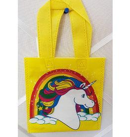 Yellow Unicorn Mini Tote Bag - 1ct.