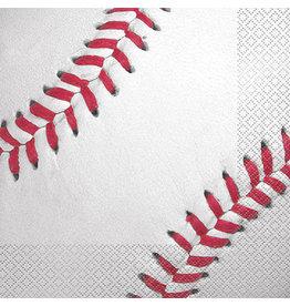 unique Baseball Lunch Napkin - 16ct.