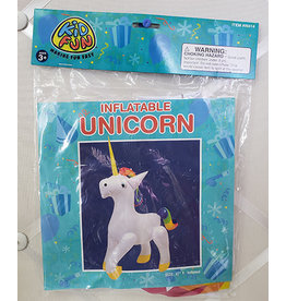 us toy Unicorn Inflatable - 27""