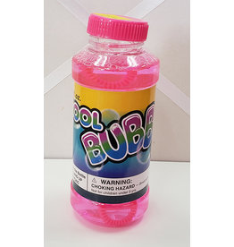 us toy Pink Bubbles - 8oz
