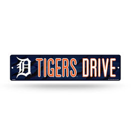 Rico Industries Detroit Tigers Street Sign