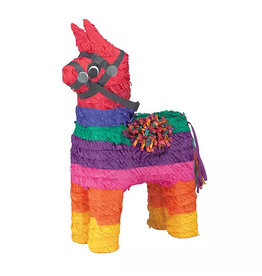unique Rainbow Donkey Piñata