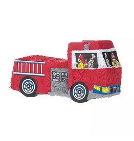 YaOtta Firetruck Pinata