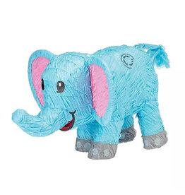 YaOtta Blue Elephant Pinata