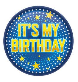 Beistle It's My Birthday! Button