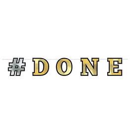 Amscan #DONE - Grad Banner