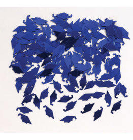creative converting Blue Mortarboard Confetti