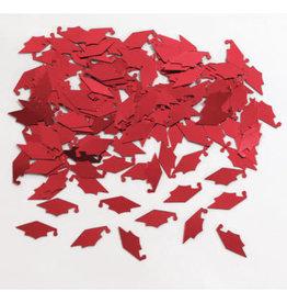 creative converting Red Mortarboard Confetti