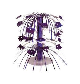 creative converting Purple Grad Mini Cascade Centerpiece