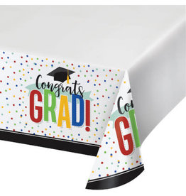"""creative converting Colorful Grad Tablecover - 54"""" x 102"""""""