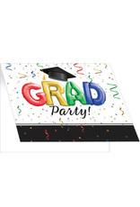 creative converting #1 Grad Party Invitations - 25ct.
