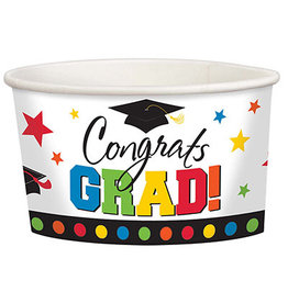 Amscan Congrats Grad Treat Cups - 8ct.