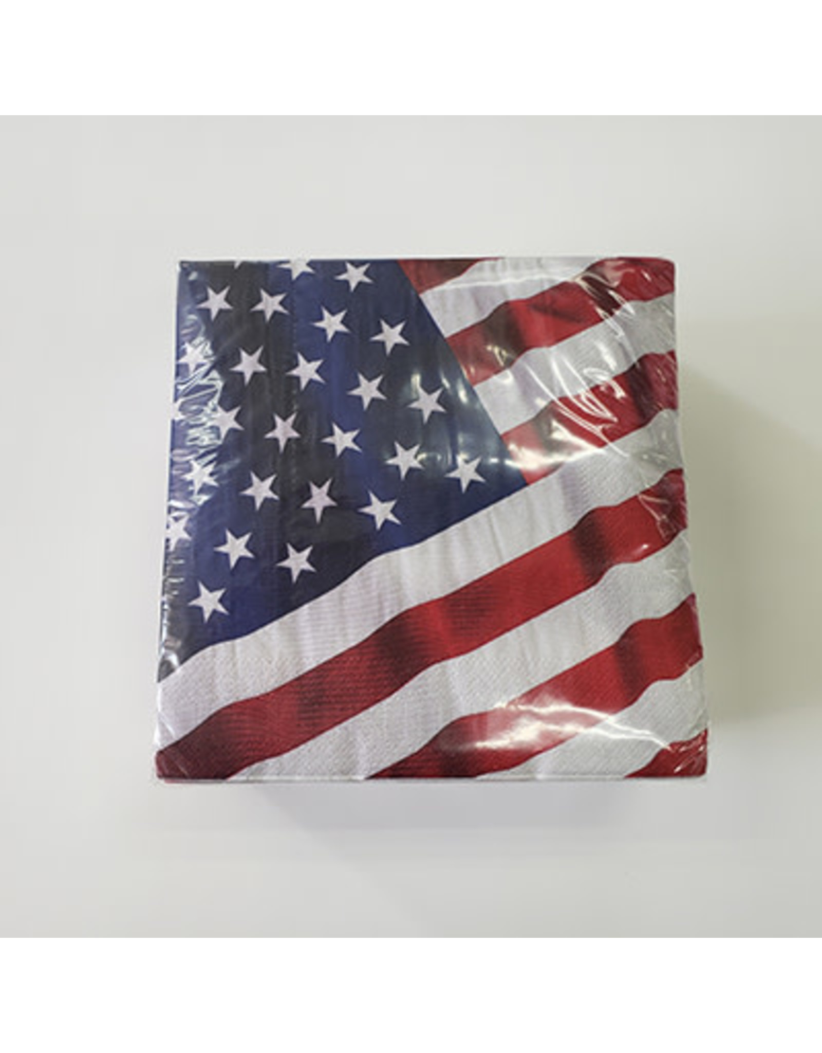 creative converting American Valor Lun Napkins - 90ct.