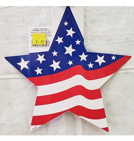 Amscan Patriotic Star Cutout - 1ct.